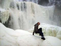S5002047 (ndeeelite) Tags: winter ontario ice jack hiking hamilton niagara waterfalls keri webster 2009 tew decew