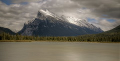Mount Rundle (westrock-bob) Tags: show park light lake holiday canada clouds canon photography eos town photo image pics picture first windy ab pic tourist resort mount filter national photograph alberta nd destination banff iconic hdr allrightsreserved vermilion rundle 6d touristdestination resorttown holidaydestination cuthill albertatourism canon6d tourismalberta westrockbob canoneos6d bobcuthillphotographygmailcom bobcuthill