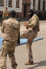 IMG_5271 (sbretzke) Tags: army uniform zb bundeswehr closecombat nahkampf 20140615