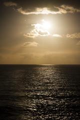 Sea shot (Khraym The Cheetah) Tags: ocean sunset portugal water madeira funchal 2014 northatlanticocean