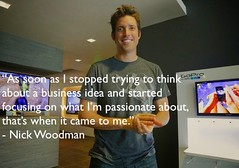 Watch The Founder And CEO Of GoPro Nick Woodman Reveal... (exploringmarkets) Tags: video nick go entrepreneurship cameras pro ipo presentations woodman founder ceos gopro gpro