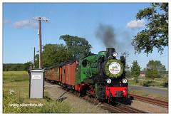 RüBB - 52Mh (8) (olherfoto) Tags: railroad train eisenbahn rail railway trains steam rügen bahn steamtrain narrowgauge dampflok rasenderroland dampfzug schmalspurbahn rükb rübb
