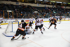 "Missouri Mavericks vs. Ft. Wayne Komets, November 12, 2016, Silverstein Eye Centers Arena, Independence, Missouri.  Photo: John Howe/ Howe Creative Photography • <a style=""font-size:0.8em;"" href=""http://www.flickr.com/photos/134016632@N02/22807411488/"" target=""_blank"">View on Flickr</a>"