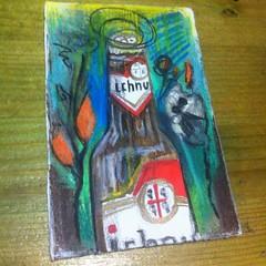 #ichnusa#beer#sardegna#sarda#drinking#relax#ink#prismacolor#pencils#new#markers##promarker#brushmarker#stabilo#pen#color#pennarelli#nawden#sketch#colorful#night#art#artist#abstract#doodle#illustration @birraichnusa (Giuseppe Mameli) Tags: sarda buona ilustration dibujo disegno sardegna birra ichnusa instagramapp square squareformat iphoneography