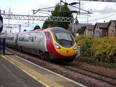 MOTHERWELL 390141 CITY OF CHESTER (johnwebb292) Tags: electric class 390 390141 cityofchester motherwell pendolino virgin