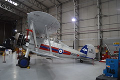 Gloster Gladiator (lcfcian1) Tags: duxford air museum iwm imperial war cambridgeshire imperialwarmuseumduxford iwmduxford aviation history duxfordairmuseum gloster gladiator glostergladiator