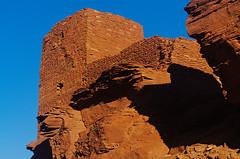DSC_0032 wukoki 850 (guine) Tags: wupatki wupatkinationalmonument ruins rocks wukoki building stones