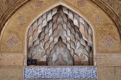 Mosque du Vendredi (mop plaer) Tags: iran perse persia ispahan isfahan esfahan mosque mosque religion god dieu islam musulman muslim