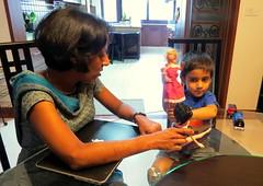 IMG_7525 (mohandep) Tags: families children bangalore kalyan anjana