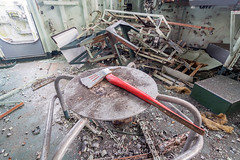 Ghost Ship (UrbexMano) Tags: ghostship urbex