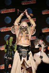 New York Comic Con 2016 - Immortan Joe (Rich.S.) Tags: new york comic con convention nycc 2016 eastern championships championship cosplay immortan joe mad max fury road