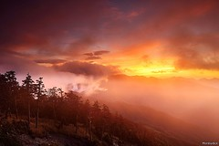 @_hehuanshan _Taiwan (monbydick) Tags: exposure hehuanshan monbydick national nikon park scenery landscape sky taiwan taroko               peaceful    sunrise