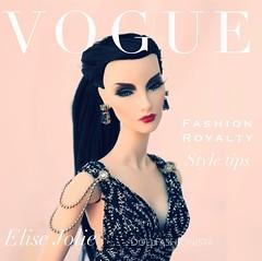 Elise Jolie (Doll Fashionista) Tags: integritytoys fashionroyalty engaging vogue elisejolie