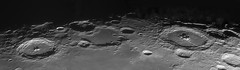 20161017 23-30 Langrenus, Vendelinus, Petavius (Roger Hutchinson) Tags: langrenus vendelinus petavius craters moon astrophotography astronomy space celestron asi120mm edgehd11
