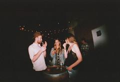 Somewhere in Echo Park (Marta Grimalt) Tags: martagrimalt martagrimaltcanals 35mm film analog analogica california america united states eeuu estados unidos losangeles la echo park fisheye lomo lomography color