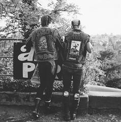 Punk is not dead_Rolleiflex (Koprek) Tags: rolleiflex 28f zagreb ilford hp5 1600