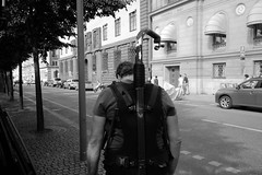 DSCF8296 (Lars Arned) Tags: street stockholm streetphotography down depressed