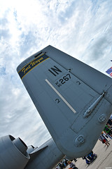 A-10 Thunderbolt II (Chad Horwedel) Tags: a10thunderboltii warthog attack jet 267 eaaairshow oshkosh wisconsin