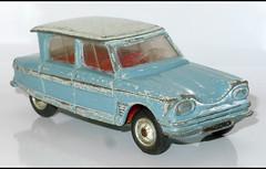 CITROEN Ami 6 (2103) CIJ L1120667 (baffalie) Tags: auto voiture ancienne vintage classic old toys diecast miniature jeux jouet