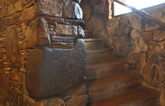 2016 Grand Canyon History Symposium Desert View Watchtower 0463 (Grand Canyon NPS) Tags: grandcanyon historical society 2016symposium desert view watchtower tour hopi artist fred kabotie murals mary colter historic building kiva room pictograph