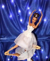 Snowflake (saratiz) Tags: winter dancer dance mistycopeland blu stars snow snowflake white