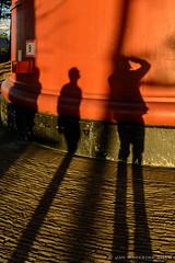 Shadow on the Wall (JnHkstr) Tags: ameland fotoclub gespot schaduw shadow vuurtoren lighthouse
