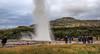 Strokkur Geyser eruption (TheSimonBarrett) Tags: iceland lýðveldið ísland geyser strokkur geysir