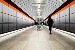 Step by Step (KPictures Fotografie) Tags: architektur bayern mnchen oberbayern ubahn kreillerstrasse bavaria germany deutschland fujixe2 architecture color metro