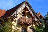 mpalkoni (g_athens [swaping]) Tags: μπαλκόνι κηφισιά ελλάδα ξύλινο πύργοσ αρχοντικό greece mpalkoni tower old hoyse kifissia