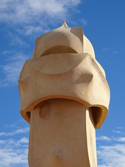La Pedrera (stillunusual) Tags: casamil casamila lapedrera modernism modernist antonigaud antonigaudi gaudi barcelona catalunya catalonia spain bcn travel travelphotography travelphoto travelphotograph 2016