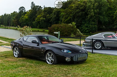 Aston Martin DB7 Zagato (SupercarsMn) Tags: astonmartin db7 db7zagato zagato britishcar naturallyaspirated v12 chantilly france