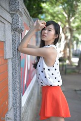 Ming () Tags: 2016             taiwan taipei portrait glamour model girl female outdoor tamron a007