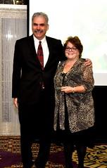 Outdoor School Award recipient Ruth Joray