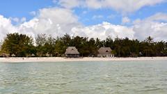 Ndame Beach Lodge (sagimihaly) Tags: africa tanzania zanzibar summer vacation indianocean ocean sand whitesand endlessblue beach blue