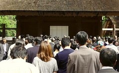 Crowded (Midse) Tags:    japan travel trip canon sighseeing ise shrine  crowd people