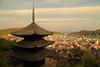 Pagoda at afternoon (Teruhide Tomori) Tags: 尾道 広島 日本 天寧寺 町並み 景観 pagoda 三重塔 onomichi hiroshima japan town teineitemple 瀬戸内海 landscape