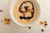 Smoothie based on Japanese kaki. (annick vanderschelden) Tags: asianpersimmon japan berry calyx chemical cuisine culinary dates dietary diopyroskaki diospyros ebenaceaejapanesepesimmon edible ediblefruit fiber fresh fruit gastronomy glucose greekyoghurt kaki medicinal minerals nutrient orange persimmon persimon protein smoothie tannin yellow yoghurt