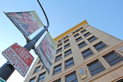 Reaching for the Sky (craigsanders429) Tags: akron ohio akronohio acybuilding downtownakronohio cities cityscapes city buildings oldbuildings tallbuildings