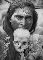 01 - Parthiban T - LM116 - Mayanam (ParthoGraphy) Tags: bw black white contest social psm mayanam sea idol ganesha dumping chennai salem skull explore behead festival custom madras photographic society monochrome