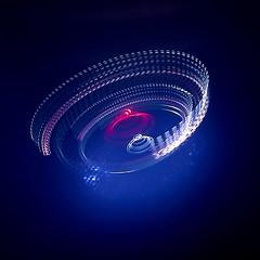 Photonenrotor #75 (Sven Grard (lichtkunstfoto.de)) Tags: lightart lightpainting lichtkunst lichtmalerei sooc glpu bulb nophotoshop