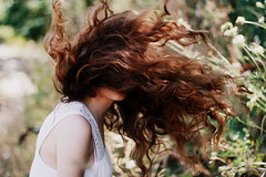 """""""in memory of abandoned pictures"""" II (A s i a .) Tags: hair thin girl faceless"""