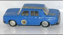 RENAULT 8 Gordini (2120) NOREV L1120690 (baffalie) Tags: auto voiture car coche miniature diecast toys jeux jouet ancien vintage classic