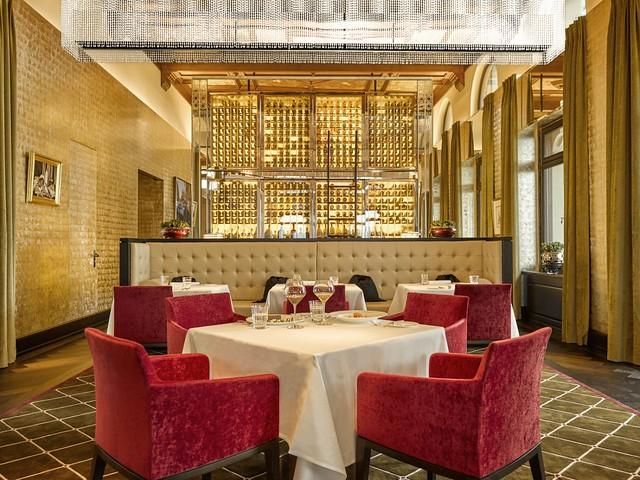 ザ レストラン THE RESTAURANT
