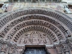 fachada Iglesia Santo Domingo antes Santo Tomé Soria 08 (Rafael Gomez - http://micamara.es) Tags: detalles de la fachada iglesia santo domingo antes tomé soria