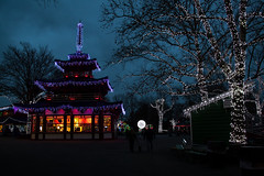 Holidays at the park (kwtracyghostship) Tags: kwtracyghostship western pa kennywood 2016 holiday lights christmas fun whimsical blue hour thebluehour evening dusk joyous commonwealthpa pennsylvania alleghenycounty sparkling bright festive twinkle