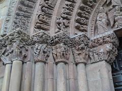 fachada Iglesia Santo Domingo antes Santo Tomé Soria 06 (Rafael Gomez - http://micamara.es) Tags: detalles de la fachada iglesia santo domingo antes tomé soria