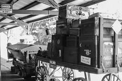 Railway Xpress (J&E Adventures) Tags: uppermichigan ishootfilm industrial exploring norwaymichigan up canon 35mm film michigan touristtrap canona1 upperpeninsula mining puremichigan ironmountain ironmine michigancoast blackandwhitephotography blackandwhite bw filmphotography