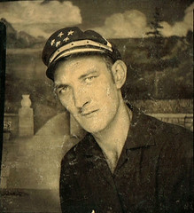 Photo Booth (~ Lone Wadi Archives ~) Tags: photobooth portrait lostphoto foundphoto mysterious unknown retro 1950s