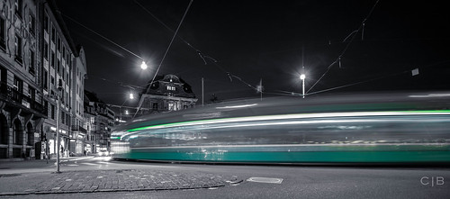 Night TRAIN / BASEL, CH