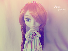 Pretty day (light_shop) Tags: cute hair doll long handmade wig pullip youtsuzu dessita